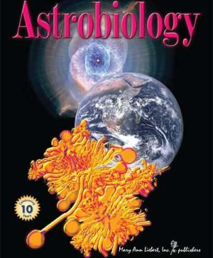 Astrobiology research papers
